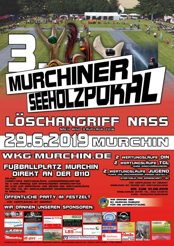 Seeholz Pokal Murchin Flyer 2017 Sponsoren